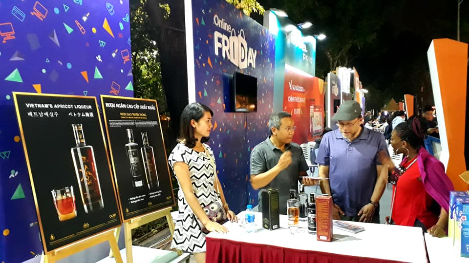 Tự hào hàng Việt Nam Online Friday