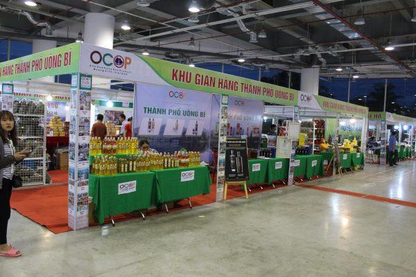 Hội chợ OCOP khu vực phía Bắc – Quảng Ninh 2019
