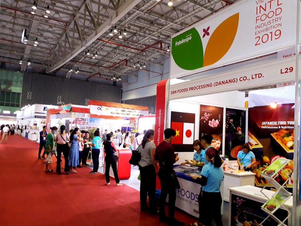 Vietnam Foodexpo 2019 _ Triển lãm quốc tế công nghiệp thực phẩm Việt Nam