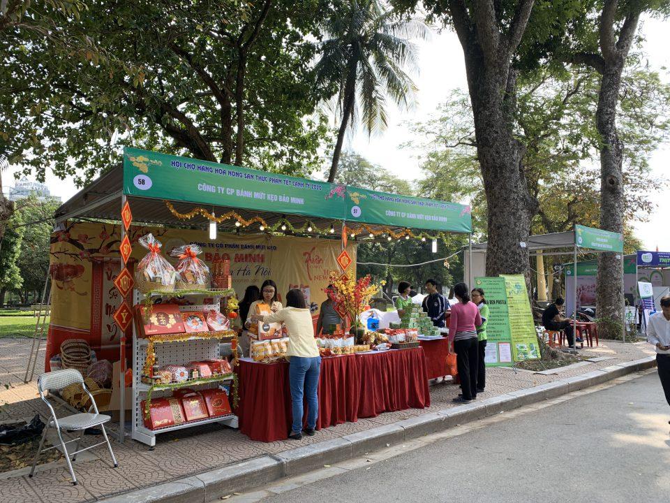 Hội chợ nông sản thực phẩm Tết Canh Tý 2020