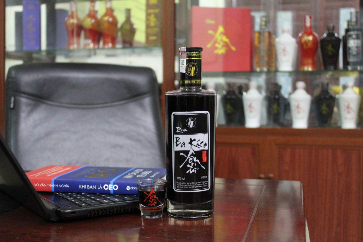 Rượu ba kích Yên Tử